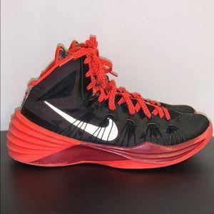 """Nike Hyperdunk Men's """"Red Orange Black"""""""